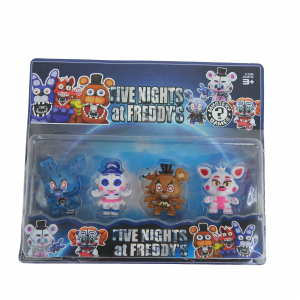 Set 4 figurine Five nights at Freddy's0