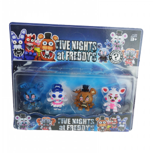 Set 4 figurine Five nights at Freddy's2