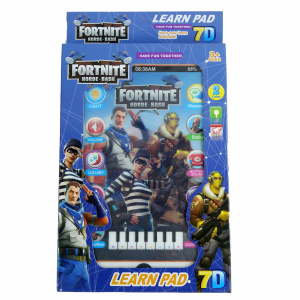 Tableta interactiva cu sunete, Fortnite, 20 cm1