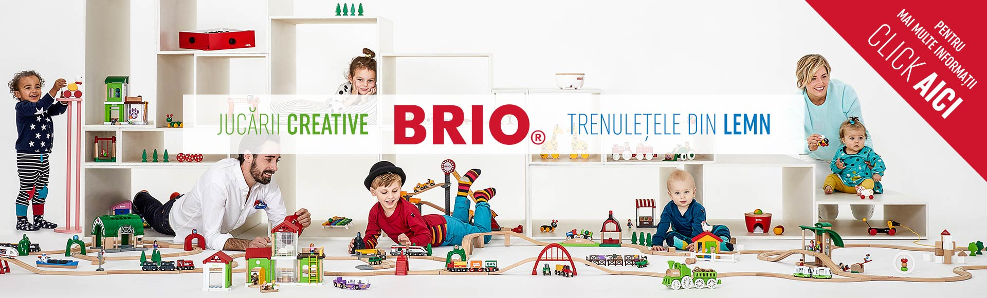 Banner - Jucarii Brio 2019