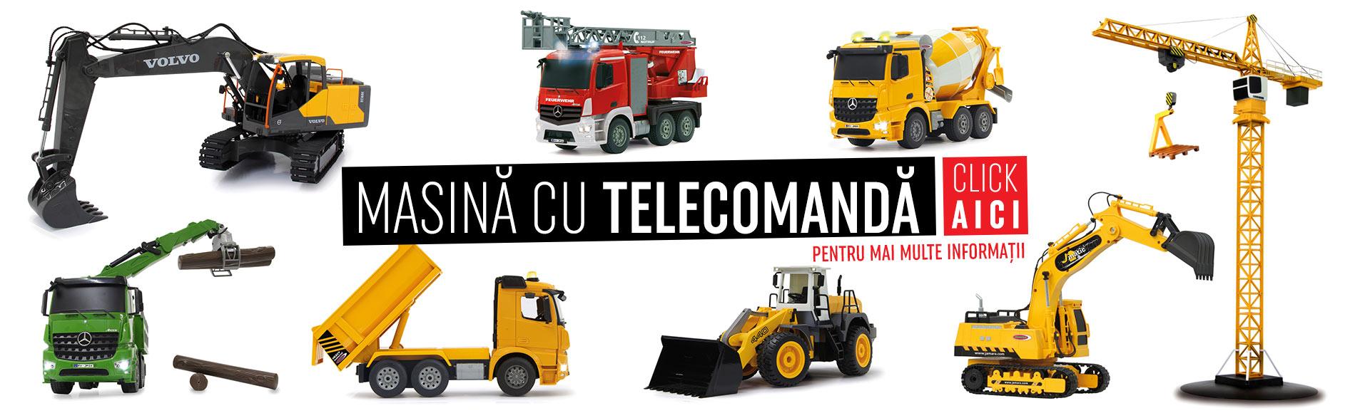 Masină cu telecomandă - V1