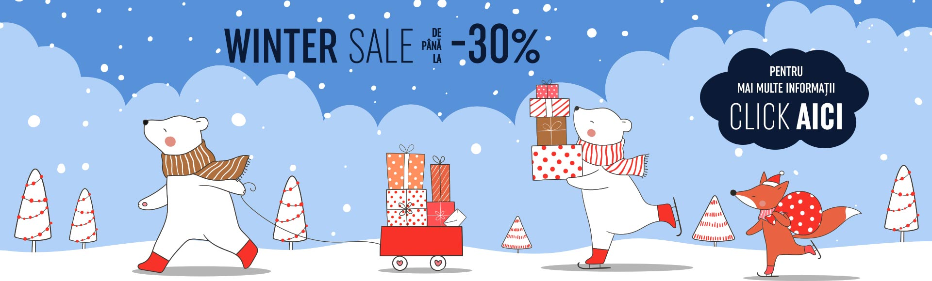 Winter sale -30%