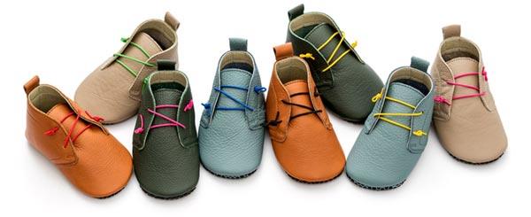 Pantofi cu talpa moale Liliputi cu crampoane antialunecare - Urban