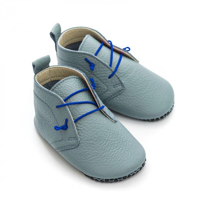 Șireturi elastice - pantofi Liliputi Urban - Blue 1