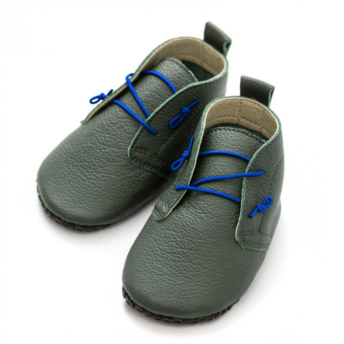 Șireturi elastice - pantofi Liliputi Urban - Blue 2