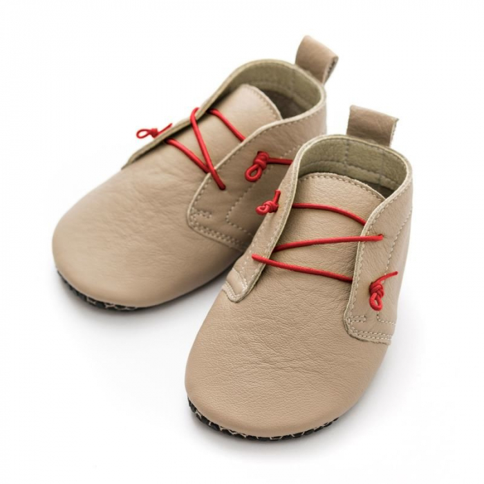 Șireturi elastice - pantofi Liliputi Urban - Red 3