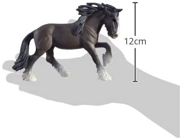 Armăsar Shire - Figurina Schleich 13734 4