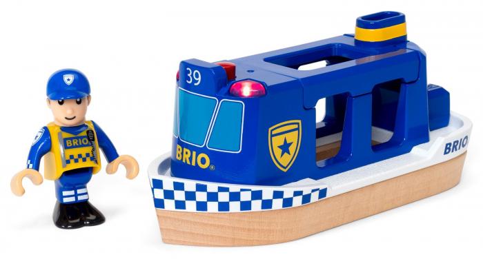 Barcă de poliție, Brio 33820 1
