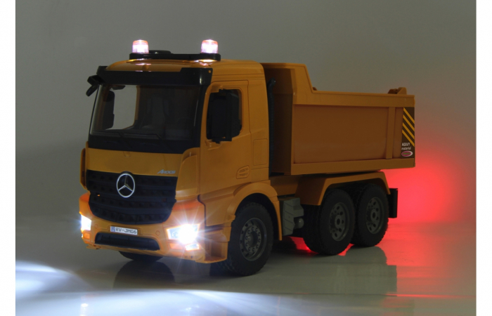 Basculantă cu telecomandă Mercedes-Benz Arocs, Jamara 404940 [8]
