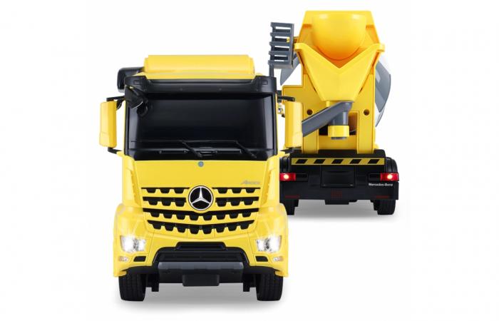 Betonieră cu telecomandă Mercedes-Benz Arocs, Jamara 405213 3