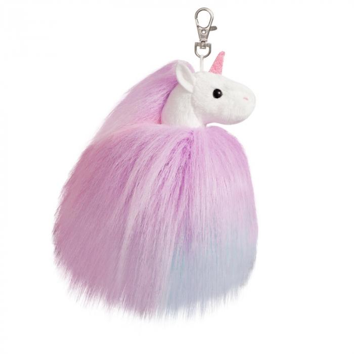 Breloc cu plus, decor geanta - Unicorn Sparkle Tales Tickle, Aurora 60936 0