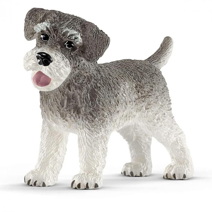 Câine Schnauzer pitic - Figurina Schleich 13892 [0]