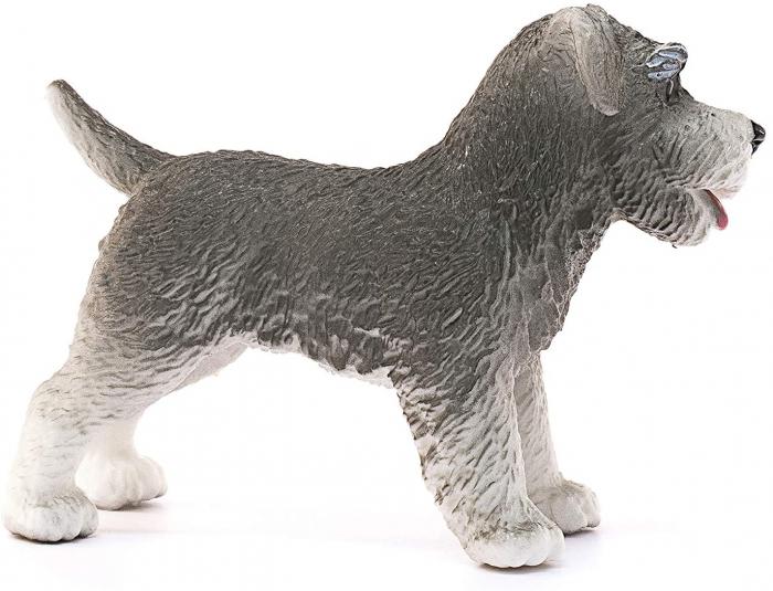 Câine Schnauzer pitic - Figurina Schleich 13892 [1]