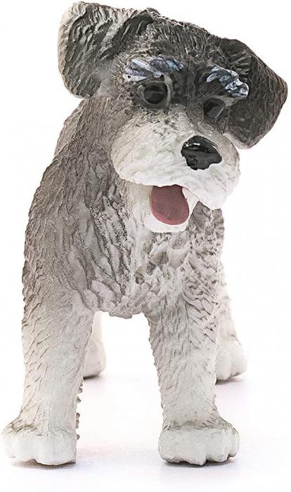 Câine Schnauzer pitic - Figurina Schleich 13892 [2]