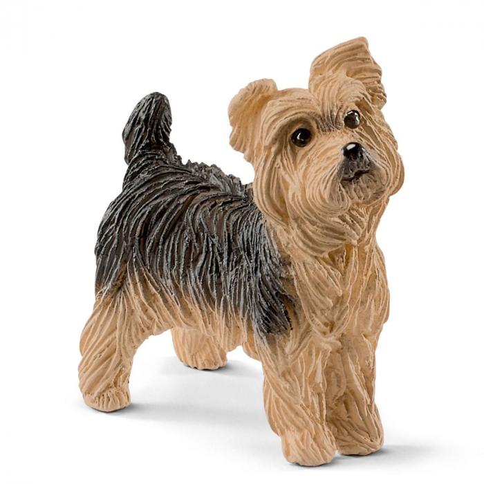 Câine Yorkshire terrier - Figurina Schleich 13876 0