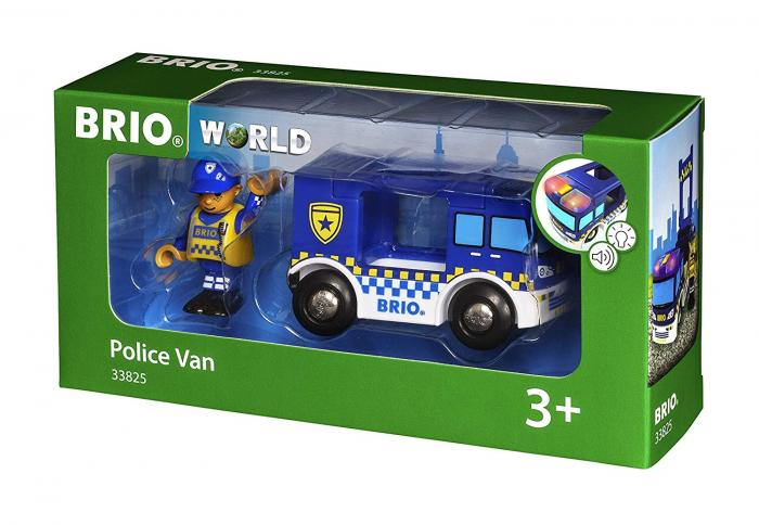 Dubă de poliție, Brio 33825 0