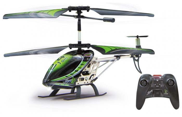 Elicopter cu telecomandă Gyro V2, Jamara 38150 0