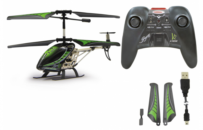 Elicopter cu telecomandă Gyro V2, Jamara 38150 2