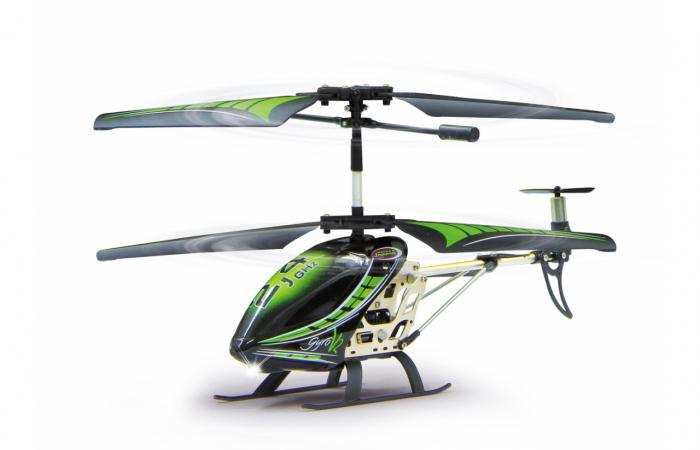 Elicopter cu telecomandă Gyro V2, Jamara 38150 3