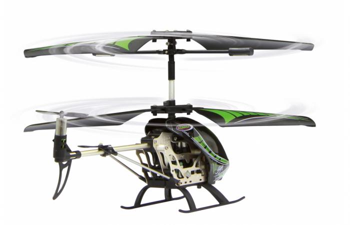Elicopter cu telecomandă Gyro V2, Jamara 38150 4