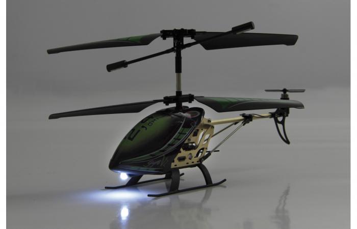 Elicopter cu telecomandă Gyro V2, Jamara 38150 6