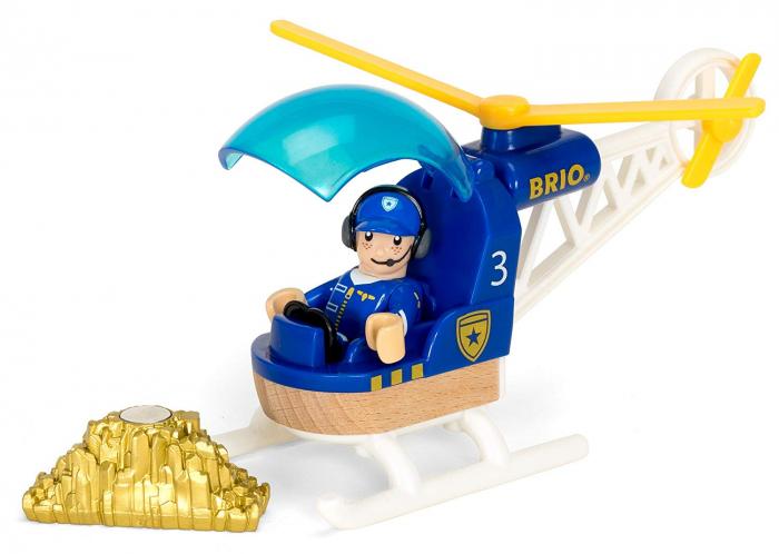 Elicopter de poliție, Brio 33828 1