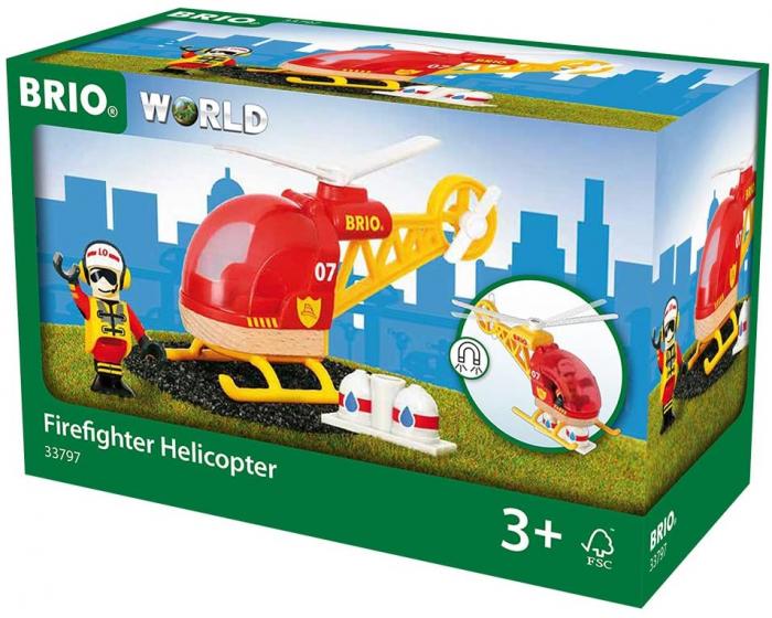 Elicopter pompieri, Brio 33797 [0]