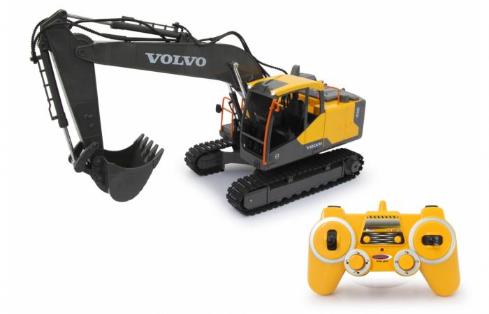 Excavator cu telecomandă Volvo, Jamara 405055 0