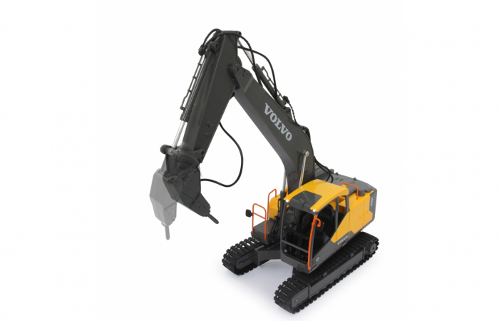 Excavator cu telecomandă Volvo, Jamara 405055 2