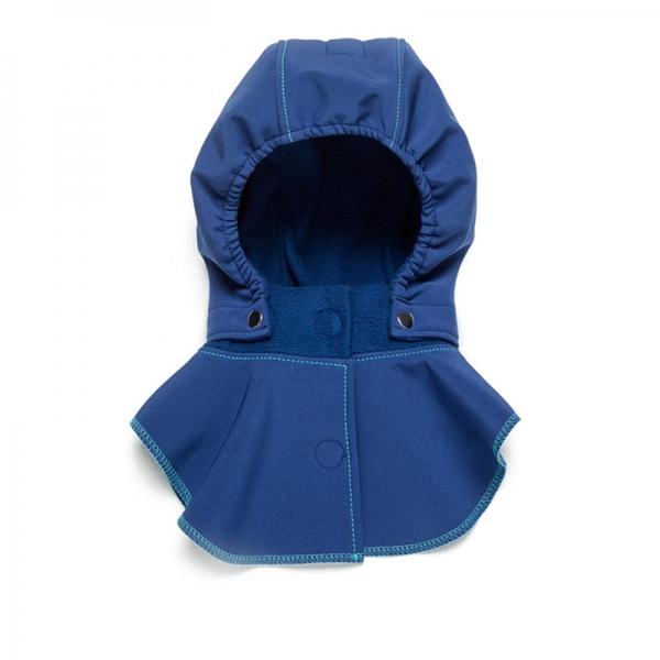 Glugă și fular de încălzire a gâtului pentru bebeluși Liliputi® - Feather 0