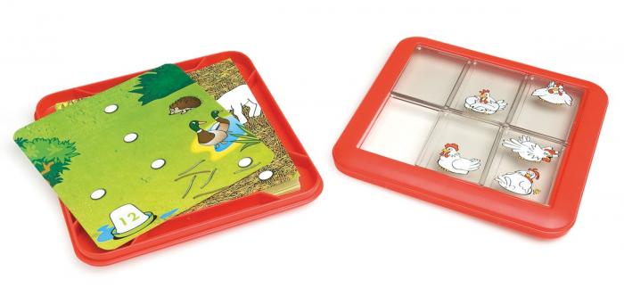 Joc de logică - Chicken Shuffle, Smart Games SG 430 6