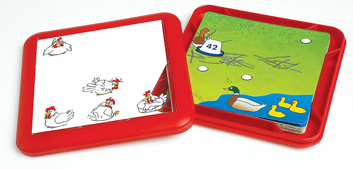 Joc de logică - Chicken Shuffle, Smart Games SG 430 8