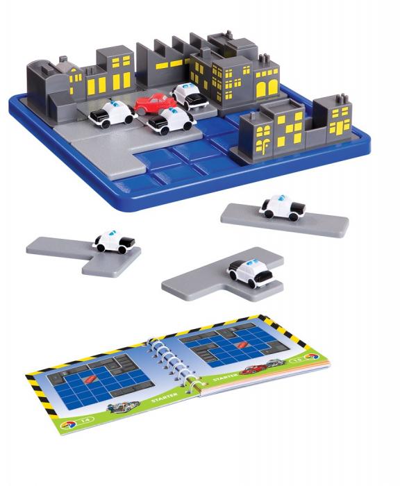 Joc de logică - Road Block, Smart Games SG 250 0