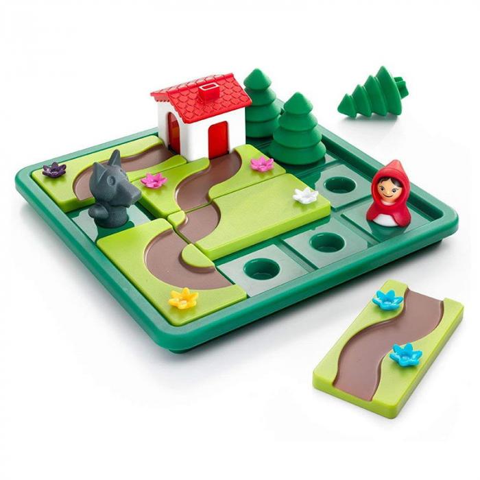 Joc de logică - Scufița Roșie, Smart Games SG 021 5