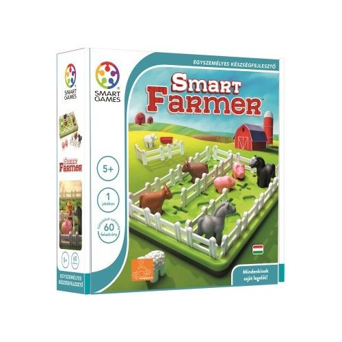 Joc de logică - Smart Farmer, Smart Games SG 091 1