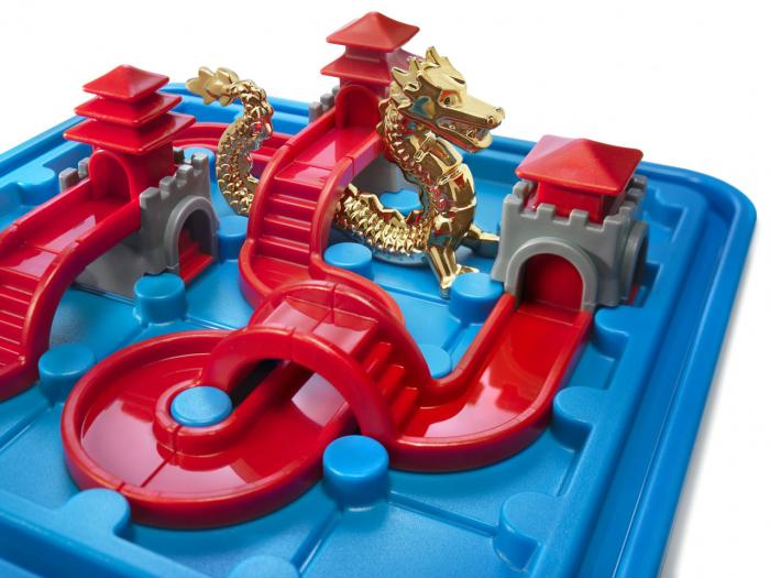 Joc de logică - Temple connection dragon edition, Smart Games SG 283 4