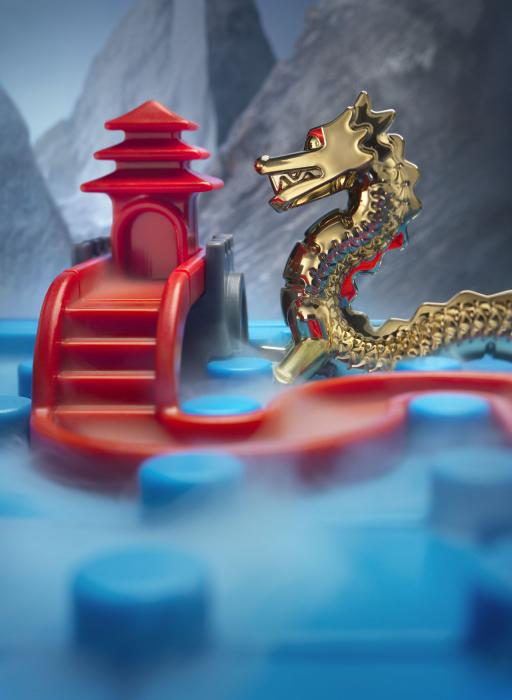Joc de logică - Temple connection dragon edition, Smart Games SG 283 6