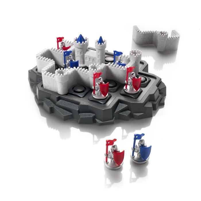Joc de logică - Walls & Warriors, Smart Games SG 281 0