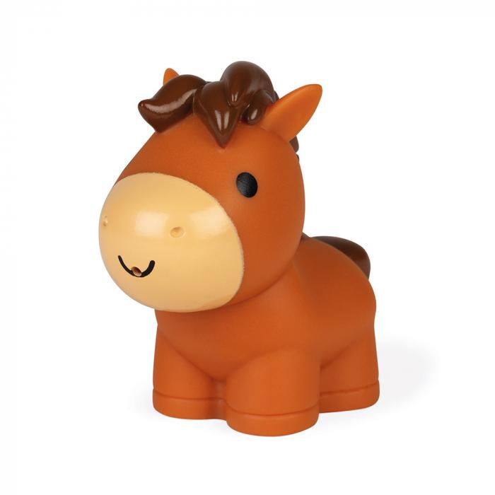 Jucării de baie - Animale de fermă - 4 de piese, Janod J04702 4