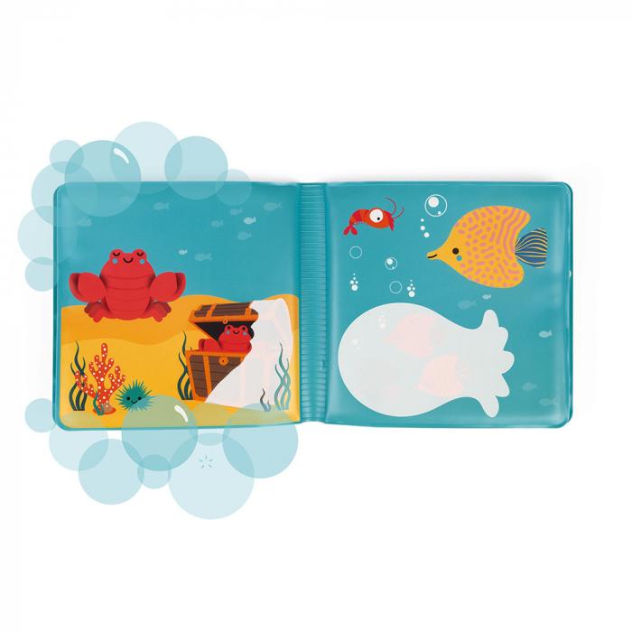Jucării de baie - Cartea mea magică - Janod J04717 9