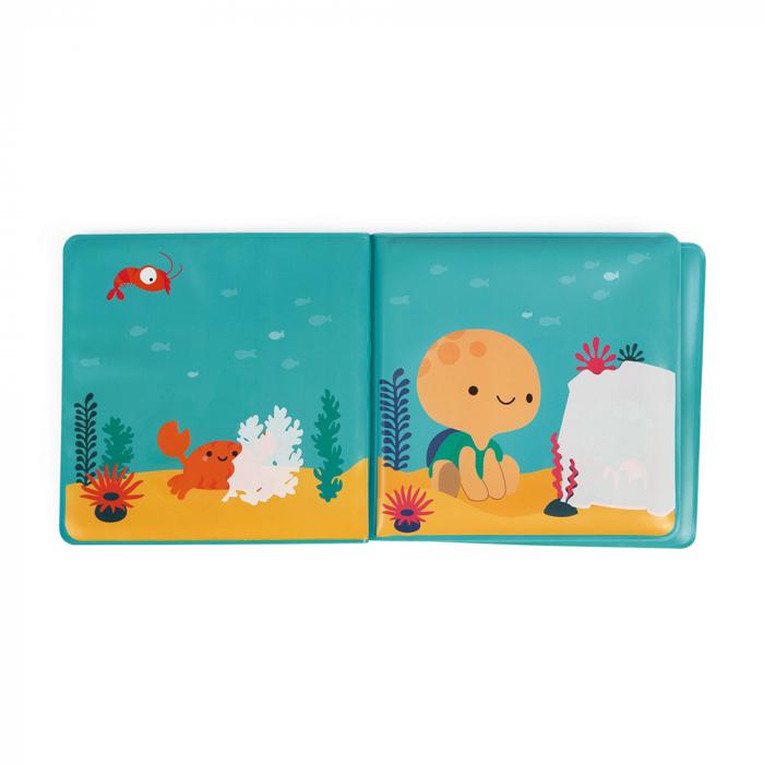 Jucării de baie - Cartea mea magică - Janod J04717 2
