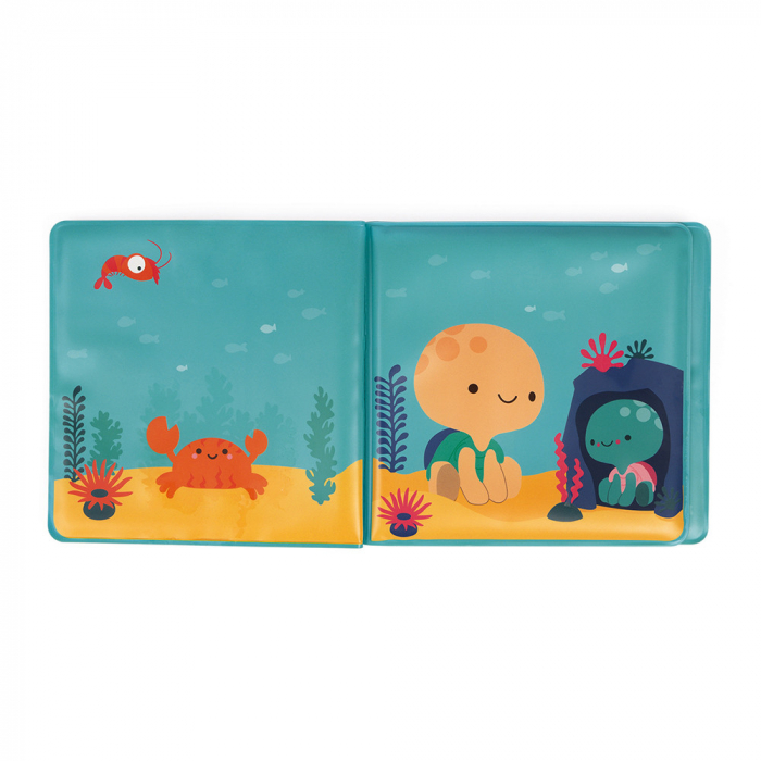 Jucării de baie - Cartea mea magică - Janod J04717 3