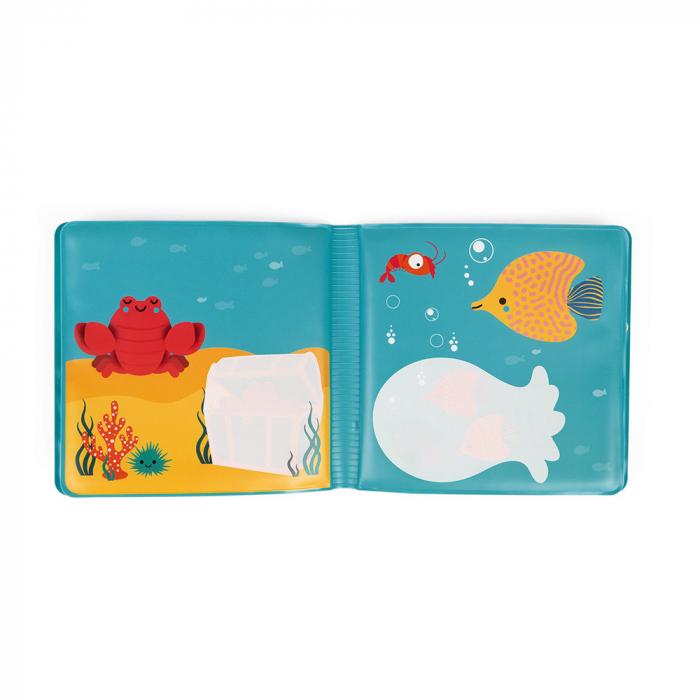 Jucării de baie - Cartea mea magică - Janod J04717 4