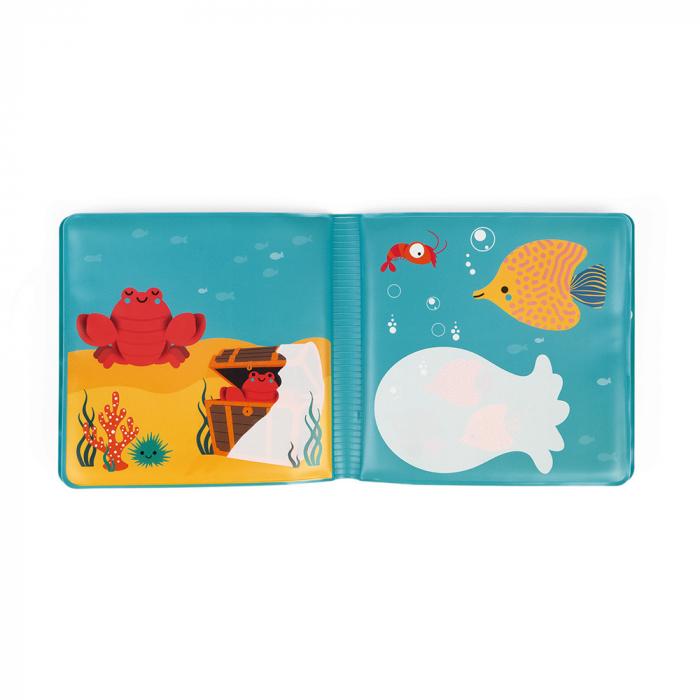 Jucării de baie - Cartea mea magică - Janod J04717 5