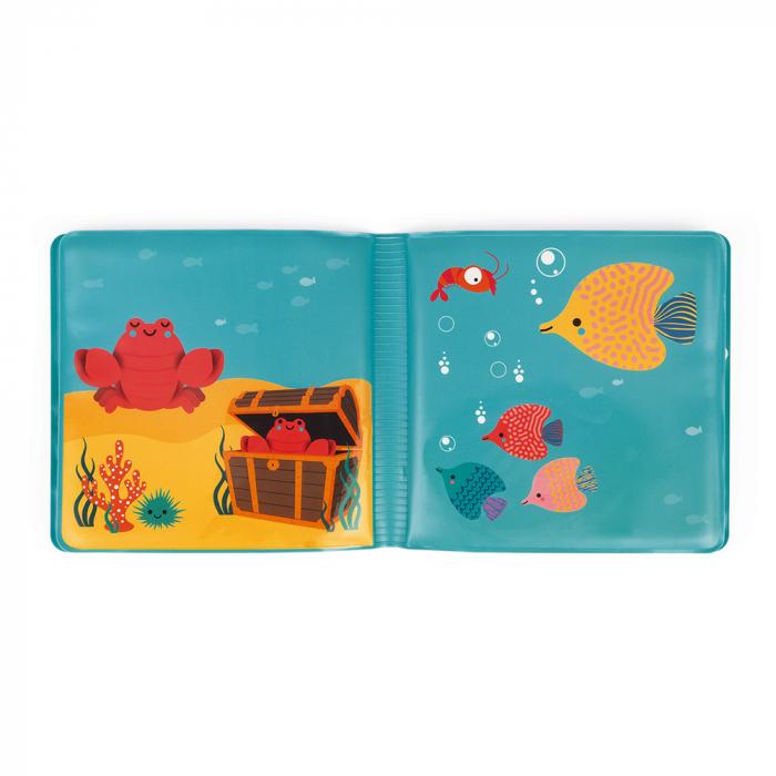 Jucării de baie - Cartea mea magică - Janod J04717 6