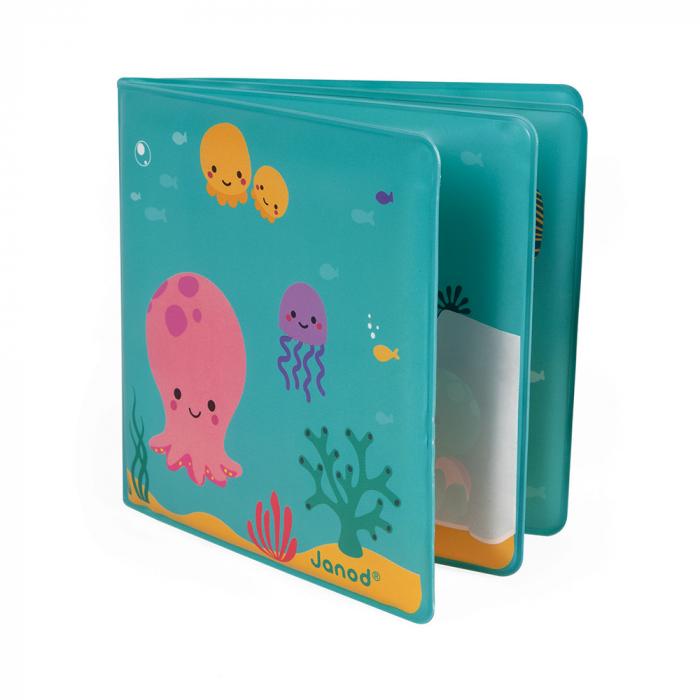 Jucării de baie - Cartea mea magică - Janod J04717 8