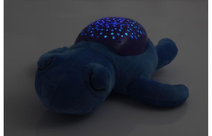 Lampă de veghe muzicală cu proiecție stelară - Dreamy Turtle, Jamara 460431 5