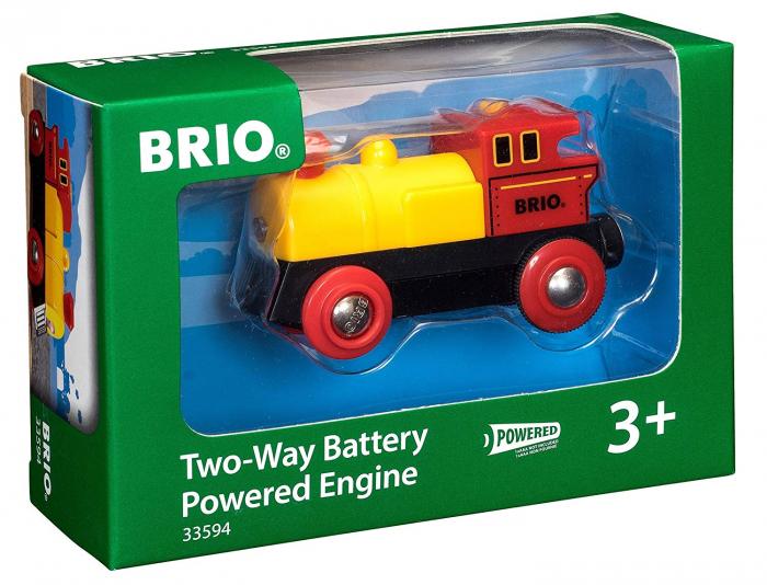 Locomotivă bidirecțională cu baterii, Brio 33594 0