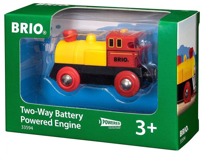 Locomotivă bidirecțională cu baterii, Brio 33594 4