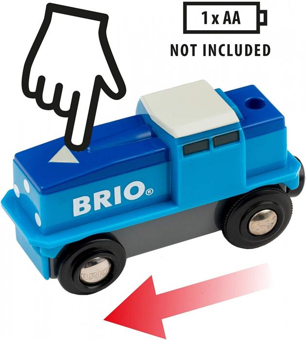 Locomotivă cu baterii, Brio 33130 [3]